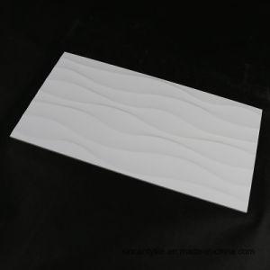 Reeks van Carara verglaasde de de Ceramische Muur van de Keuken van de Badkamers en Tegel van de Vloer