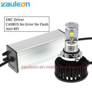 EMC Canbusドライバーが付いている誤りが無い9006のHb4自動車LEDのヘッドライトの球根