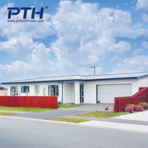 고품질을%s 가진 Prefabricated 모듈 가벼운 강철 별장 건물 집