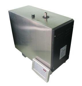 工場蒸し風呂機械4.5-18kw湿り蒸気の発電機