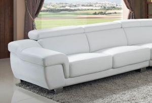 Divanのソファーの居間部門別Uの形のソファー