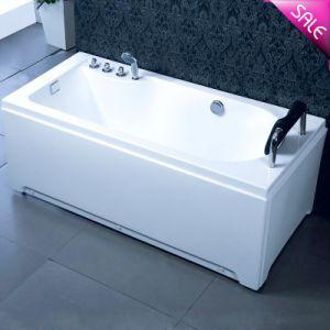 Freestanding Badkuip van de luxe, de Badkuip van de Massage, het Bad van de Massage (SR5D010)