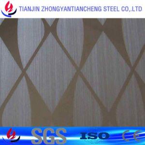 Het Blad van het Roestvrij staal van Resitant van Corrosie 1.4541 van DIN 1.4550 in het Roestvrije Metaal van het Blad
