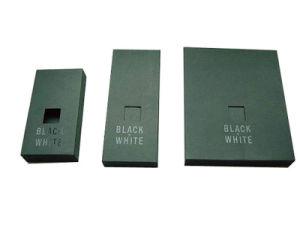 Haut de gamme fait sur mesure CMJN imprimée des boîtes de papier en deux pièces de parfum
