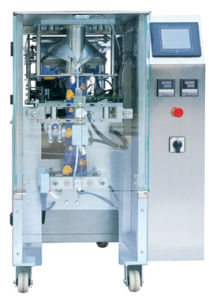 Piccola macchina imballatrice verticale automatica per alimento Jy-320