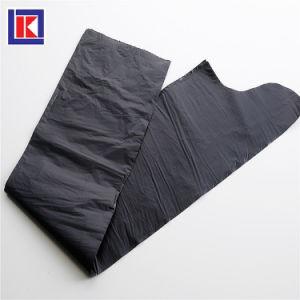 제조자 LDPE/HDPE 주문 크기 동점 손잡이 쓰레기 봉지 롤