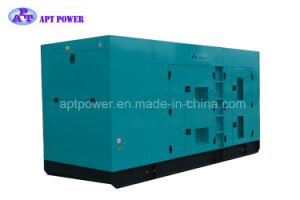 600kVA 480kw Cummins Dieselenergien-Generator