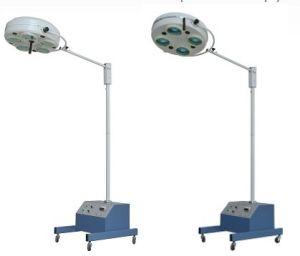 Operação de emergência luz fria (F500)