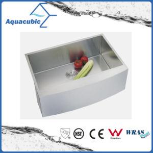 호화스러운 Undermount 단 하나 사발 스테인리스 부엌 개수대 (ACS3320A1)