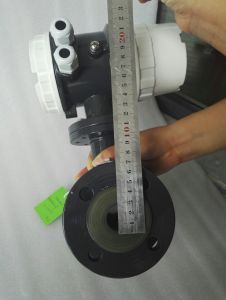 De intelligente Meter van de Stroom van de Riolering Magnetische voor het Water van het Afval