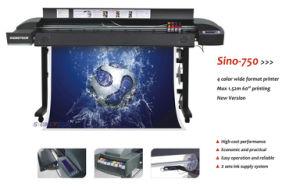 Drucker des großen Format-ökonomische 60 für Innen- und im Freien (Sino-750)