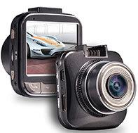 Voller HD 1080P Car DVR Flugschreiber Camcorder mit Ambarella A7 Nachtsicht