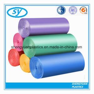Prix fabricant sac poubelle en plastique de la corbeille