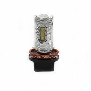 Luz de niebla del CREE 80W LED del poder más elevado H8 del alto brillo Hb3/Hb4 9005/9006
