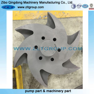 ANSI Chemische CentrifugaalGoulds van de Legering van het titanium 3196 Vervangstukken van de Pomp