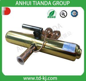 Válvula de inversão de 4 vias da bomba de calor para o ar condicionado
