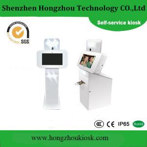 Preis-maximaler Foto-Stand-Kiosk des China-Zubehör-EXW