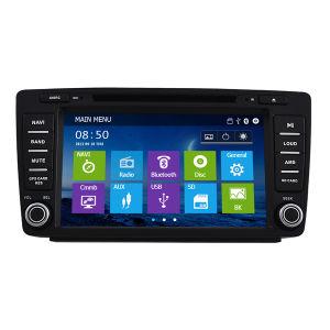 Skoda Octavia를 위한 GPS 3G New Platform를 가진 차 DVD Player