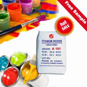 Het Pigment van het Dioxyde van het Titanium van Anatase