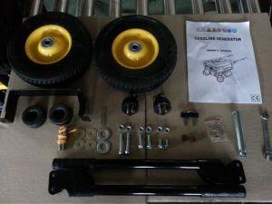 6kw tipo Elepaq generadores de gasolina (SV15000E2), Fuente de Alimentación para el hogar