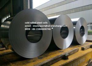 Il prezzo basso del fornitore laminato a freddo le lamiere di acciaio d'acciaio del piatto d'acciaio delle bobine dallo SGS di iso della fabbrica della Cina