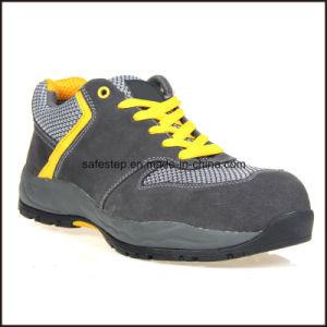 Modelo de Deporte de corte bajo tiempo de trabajo barato Zapatos de seguridad