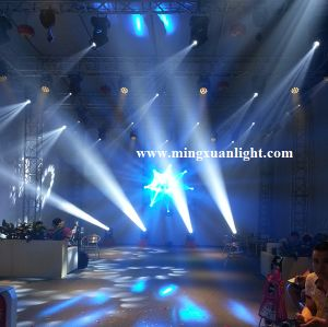 350W 17r 3in1 Spot Beam Wash Moving Head Light (YS-317)