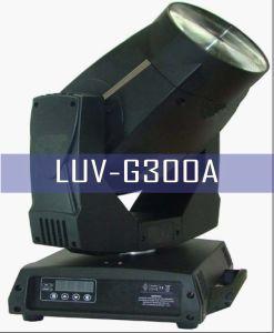 La luz de la fase móvil - 300W de luz de la cabeza/Spot (LUV-G300A)