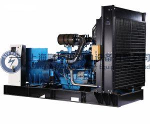 Dongfeng 상표 750kw 중국 디젤 엔진 힘 침묵하는 발전기 세트
