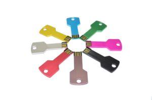 Мини-металлические основные формы флэш-накопитель USB (карту памяти SD-U87)