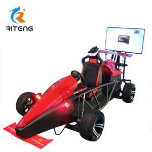 Competência de carro do simulador 9d Vr Moto de Mototcycle da arcada de Vr
