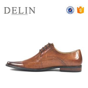 デザイナー人のための贅沢な本革の靴