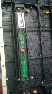 P5.68屋内Arc-Shaped LEDビデオスクリーンの壁