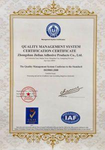 Het hoge Afplakband van de Kopspijker voor Algemeen Gebruik van de Fabriek van China in Witte Kleur