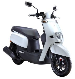 50cc/100cc/125cc/150cc EEC YAMAHAエンジンのガスのスクータのオートバイ(SL100T-S5)
