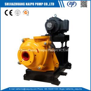 3/2 C-Ah doppia di pompa dei residui dell'intelaiatura per elaborare minerale
