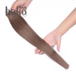 De Producten van het haar de Bruine Band Remy van 16 Duim in de Uitbreiding van het Menselijke Haar