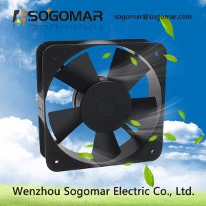 Het koelen van AC van de Bladen van het Kogellager van de Ventilatie Plastic AsVentilator (SF20060)