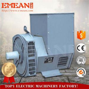 Generatore a tre fasi dell'alternatore di Stamford Brushles in azione