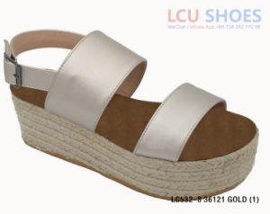 Mode féminine haut talon Slipper Mules sandales occasionnel des chaussures plates