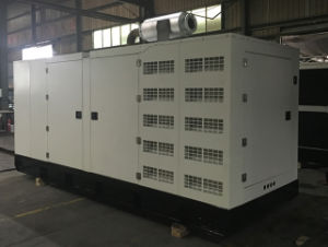 Shangchai (WUDONG) angeschaltene Dieselgenerator-Sets