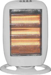 Calefactor de inicio halógenas