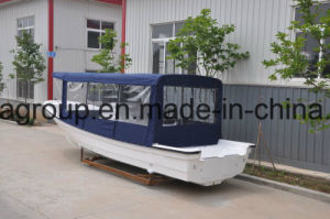 T上が付いている釣パンガ刀のモデル漁船のためのLiya 25feetの中央コンソールのボート