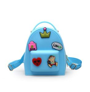 2017人の甘い女の赤ちゃんのランドセルキャンデーカラー漫画の子供のバックパックの子供の学生かばんの幼稚園はMochilaのEscolar Infantilを袋に入れる