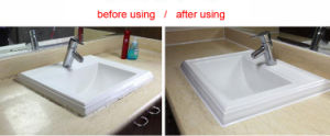 Adhesivo Sellador de silicona RTV Anti-Mildew de cocina