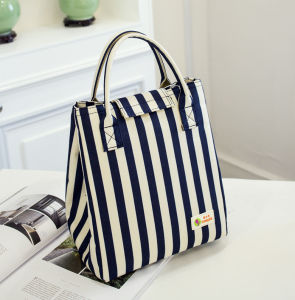 Hotsaleの方法は女性のための袋の昼食のクーラー袋を運ぶ