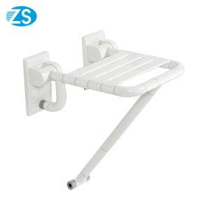 Alta qualidade na parede de madeira montado Banho Dobrável Cadeira de duche/wc mobiliário do Assento
