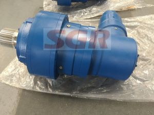 High Torque Can Customized According to Requirement의 중국 Best Quality Right Angle Bevel Planetary Gearbox