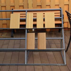 Le WPC DIY tuiles, Planchers de bois composite en plastique, WPC Panneau mural extérieur