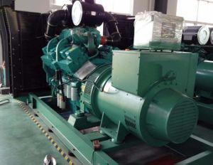 63kVA/50kw moteur diesel Cummins Groupe électrogène alimenté